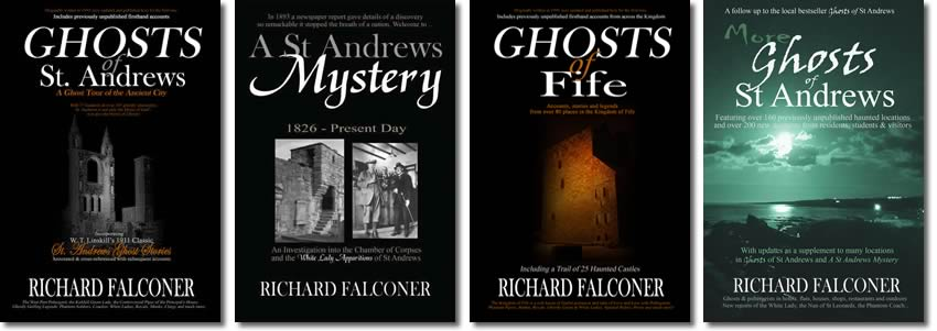 Richard Falconer books