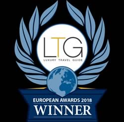 Luxury Travel Awards Europe 2018