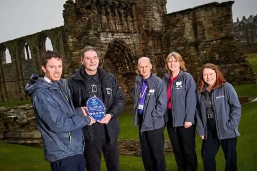 St Andrews Ghost Tours 5 stars